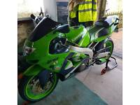 Zx6r for your zx7r