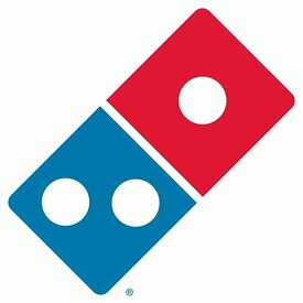 Part Time & Full Time Delivery Driver £7.75 p/h Dominos Pizza
