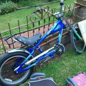 "Lowrider Childs Boys bike 20"" wheel"