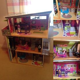 ELC Early Learning Centre Dolls House