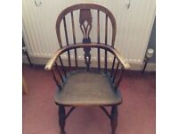 Child's Windsor Armchair