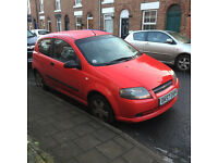 Chevrolet Kalos - LOW mileage excellent condition & 1 careful lady owner from registration.