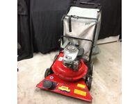 Tecumseh commercial leaf vacuum / collector