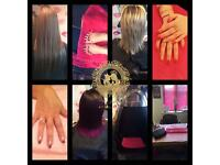Appointments available for hair & beauty in and around ipswich