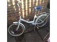 Two bicycles in excellent condition at incredibly low price