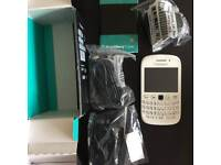 BlackBerry 9320 Unlocked boxed