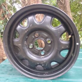 Steel Spare Wheel SUZUKI Wagon R+ 14 inch