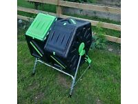 Rotating Composter - I year old. little used