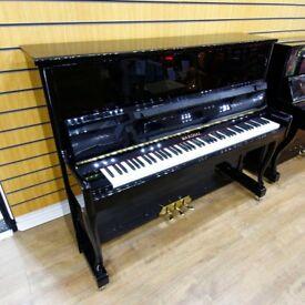 Marshall Upright Piano Black By Sherwood Phoenix Pianos