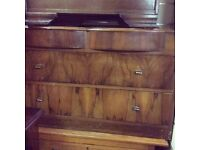 Reduced chest of drawers