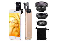3 smart phone cameras extension lenses to capture stunning photos
