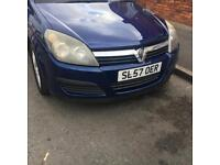 Vauxhall Astra (57) 2008 1.4 Petrol