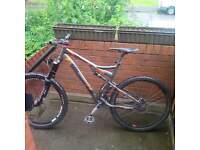 ktm mountain bike full suspension 2013 model