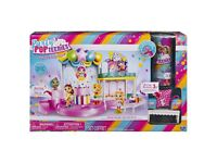 Party Popteenies Poptastic Party Playset, Series 1, Brand New, Sealed