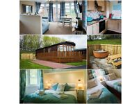 Monday – Friday Easter Breaks in a beautiful Northumberland HOT TUB Lodge
