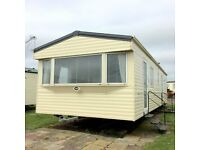 GREAT PRE OWNED CARAVAN FOR SALE ON PEACEFUL NORTHUMBERLAND COAST. 12 MONTH SEASON.