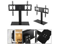 Dual purpose universal TV mount Tabletop or wall mount Bracket for Plasma, LCD/LED 37-55 Inch