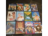 29 Kids DVDs - Childrens DVD Girls Boys Bratz Disney Danger Mouse