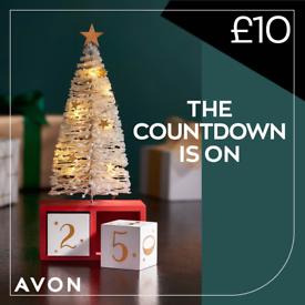 Avon Christmas countdown calendar