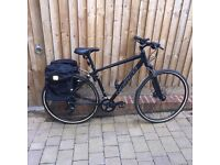 Hybrid bicycle norco xfr2