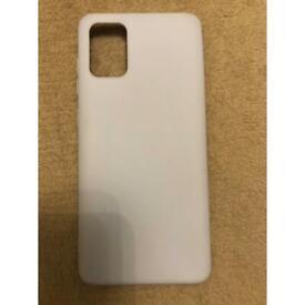 Samsung A71 lilac case
