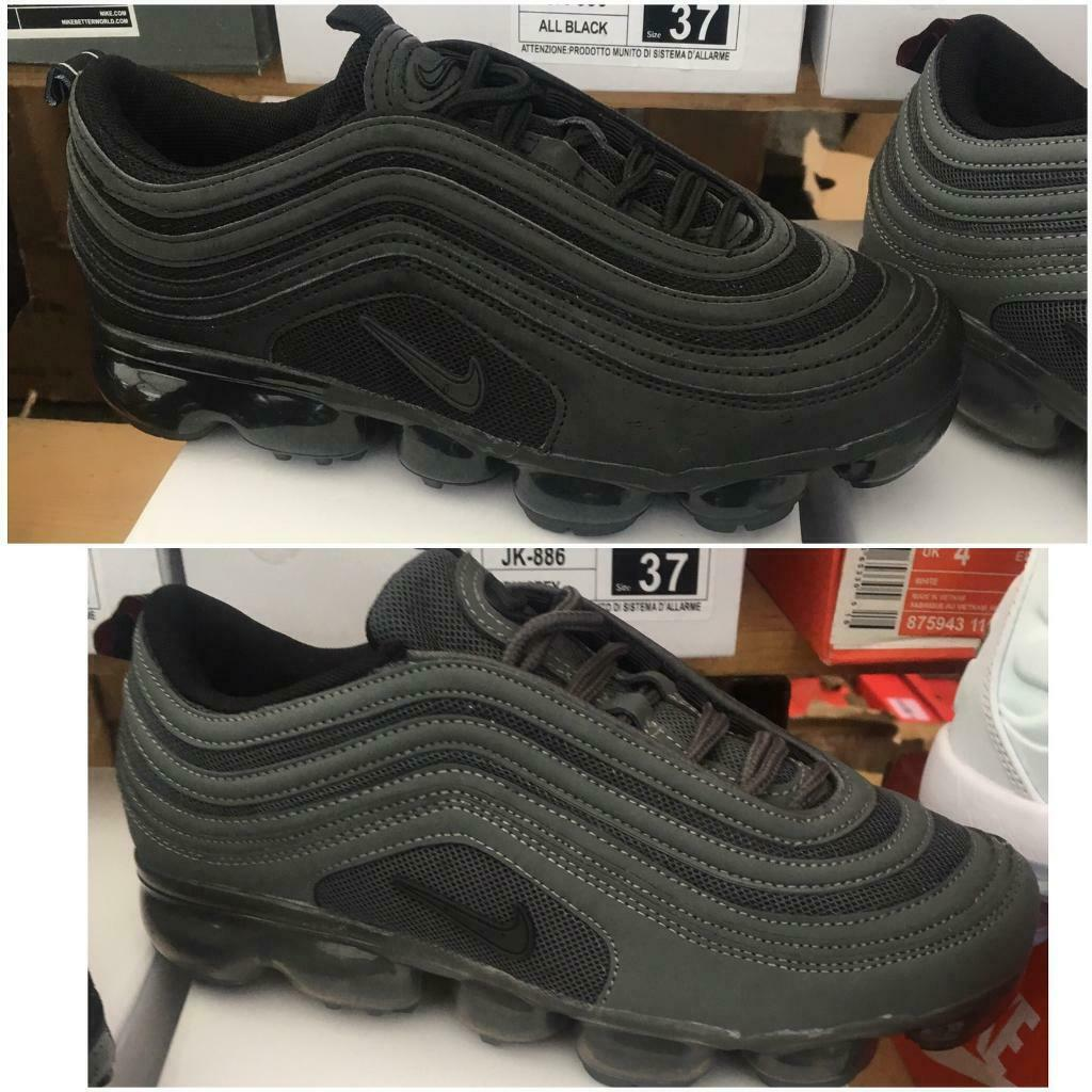 363781d1eb NIKE Air Vapormax ALL COLOURS SIZES not 270 plus flyknit tn 95 97 gucci