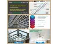 Conservatory Warm Roof & Insulated ceiling supply and installation FROM £895 .. 20% off AUTUMN SALE