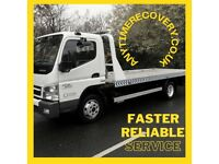CHEAP URGENT CAR TRANSPORT AUCTION CAR RECOVERY SCRAP VAN JEEP FORK LIFTER RECOVERY