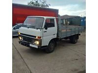 Left hand drive Toyota Dyna 300 / BU30 6 tyres 3.5 Ton truck. On 6 studs.