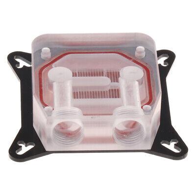 Universal GPU Wasserkühlung Block Wasserkühler Kühler für Grafikkarte