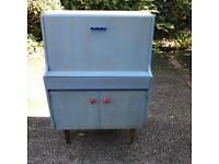 Writing desk-suitable for children. Good storage and single drawer.