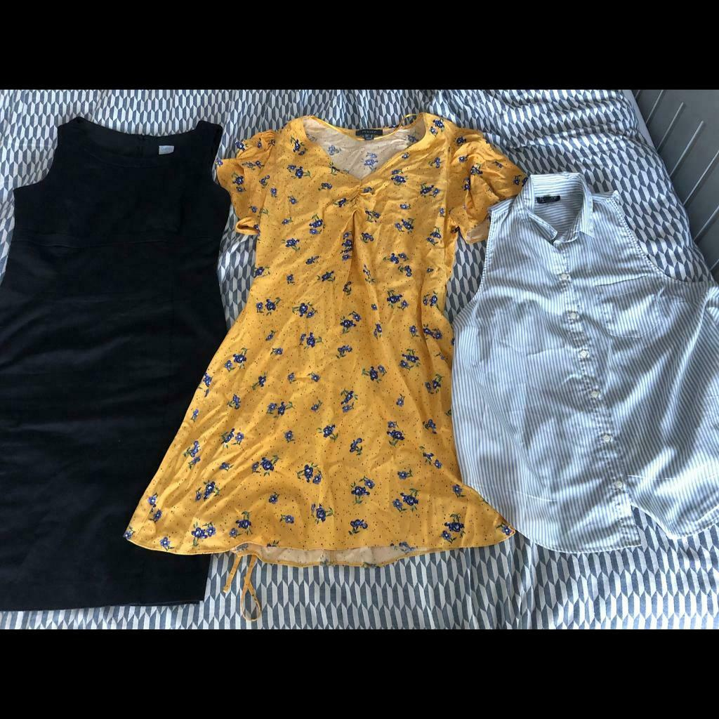 56e96b444160 Size 14 bundle oasis topshop dress summer top | in Beverley, East ...