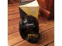 Carrera Children's Ski Helmet and Cebe Goggles