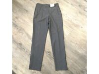 Top shop grey trousers size Uk6 new with tags