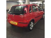 Vauxhall corsa 1.3 cdti diesel auto