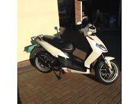 Aprilia Sport City one 50cc Scooter/moped