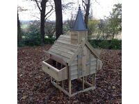 Chicken shed coop hen house poultry perfect Christmas gift