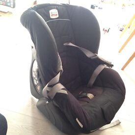 Britax forward facing car seat