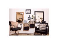 Rent a chair positions available for Hairdresser/nail tech/make up artist