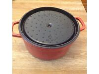 Staub French Dutch oven 5 qt