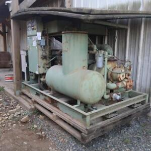 SULLAIR Rotary Compressor W/ Air Dryer
