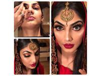 Professional Makeup Artist Bridal/Party/individual lash extensions/Events/Hen do