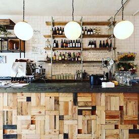 Kitchen porter wanted for friendly east London modern European restaurant