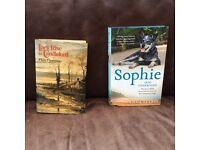 Books, all £1 each