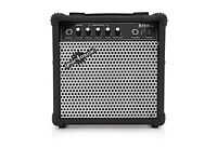 15W Electric Bass Amp