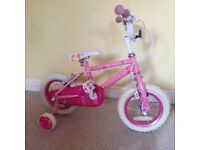 Princess Kids Bike (RRP £89.99)