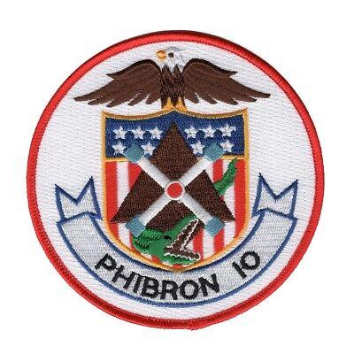 PHIBRON 10 Amphibious Squadron Ten Military Patch