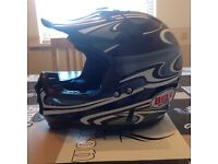 Motocross Evo mx Old school Helmet