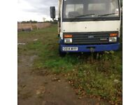 Ford Cargo lorry excellent runner