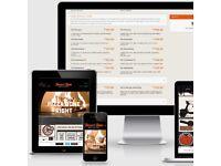 Fixed-price Online Ordering Website - Restaurants, Cafes, Grocers, Shops - Web Design & Development